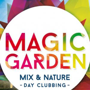 Magic Garden - Mix & Nature Day Clubbing @  Les Jardins d'Albertas - BOUC BEL AIR