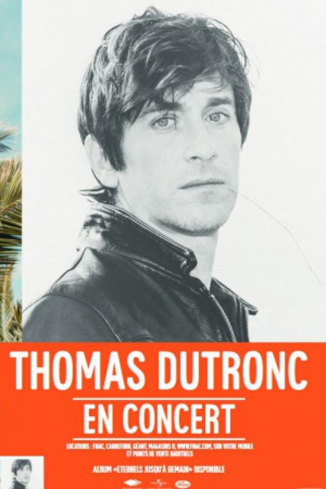 Billets THOMAS DUTRONC - Casino Barrière Deauville