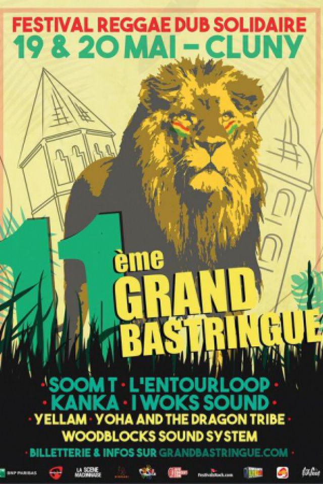 Grand Bastringue - Pass 2 jours + Camping (inclus) @ Parc de l'Abbaye de Cluny - CLUNY