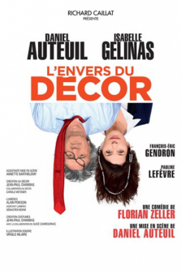 L'ENVERS DU DECOR @ Le Vinci - Auditorium François 1er - Tours