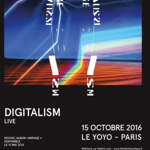 Soir�e DIGITALISM (live) + friends