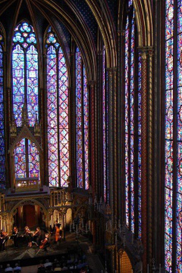 Prestige de la musique sacrée à la Sainte Chapelle @ La Sainte Chapelle - PARIS