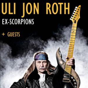 Concert ULI JON ROTH + SKELETON KING