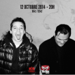 Concert ATMOSPHERE @ La Machine du Moulin Rouge, Paris - 12 Octobre 2014
