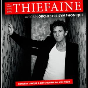 Concert HF THIEFAINE