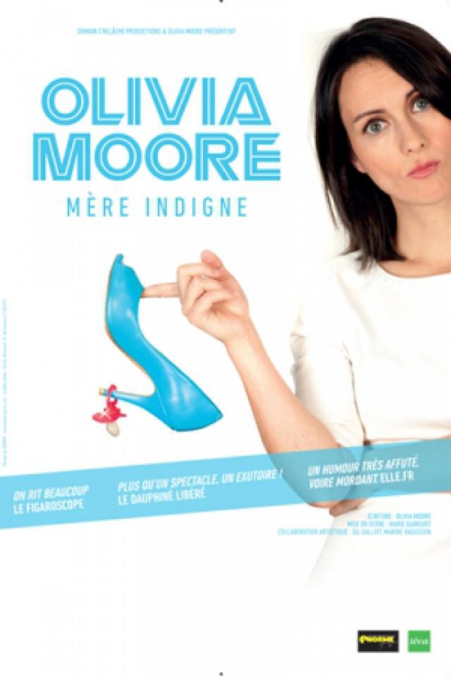 OLIVIA MOORE @ THEATRE 100 NOMS - NANTES