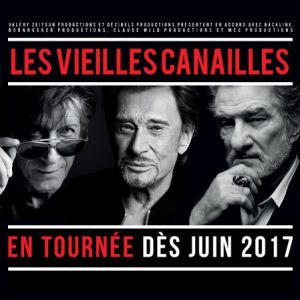 LES VIEILLES CANAILLES @ Zénith de Toulouse - Toulouse