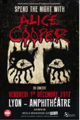 Concert ALICE COOPER