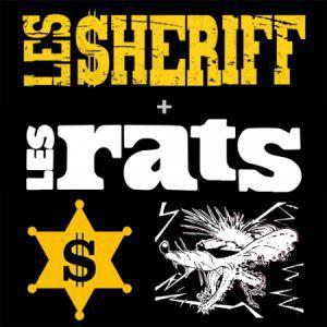 Concert LES SHERIFF + LES RATS