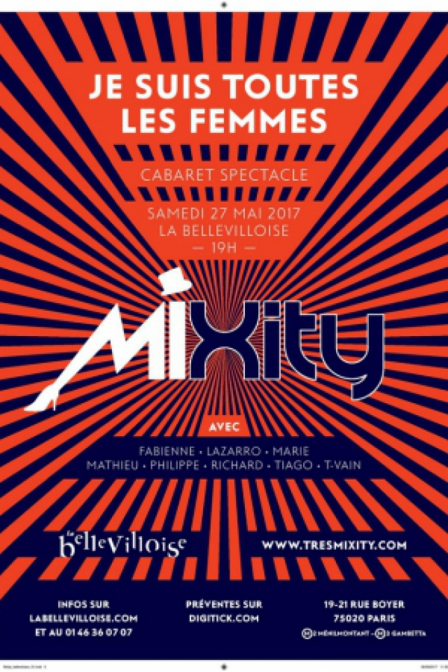 MIXITY @ La Bellevilloise - Paris