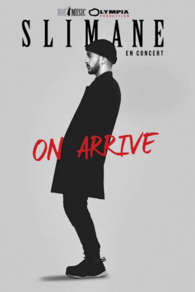 Concert SLIMANE - ON ARRIVE à MARGNY LÈS COMPIÈGNE @ LE TIGRE - Billets & Places