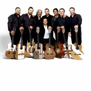Festival Chico & The Gypsies et les 50 guitares gypsies