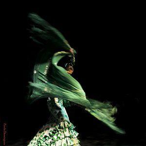 TCHRIRICLIF Centre Artistique Tzigane « AMOR DEL FLAMENCO »  @ Chapiteau du Cirque Romanes  - PARIS