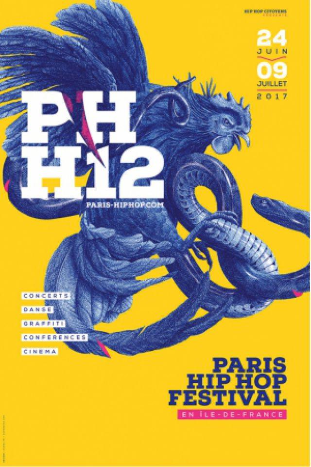 BEATDANCE CONTEST-FESTIVAL PARIS HIP HOP 2017 @ La Gaîté Lyrique - Paris
