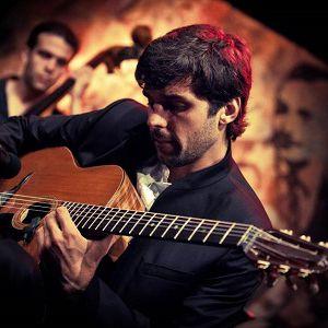 """Romain Vuillemin Quartet """"Hommage à Django Reinhardt"""" @ Sunside - Paris"""