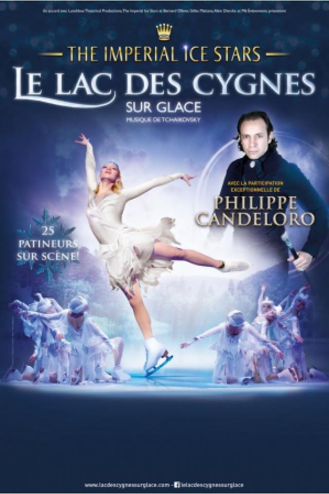 LE LAC DES CYGNES SUR GLACE @ PARC DES EXPOSITIONS-GRAND HALL - TOURS