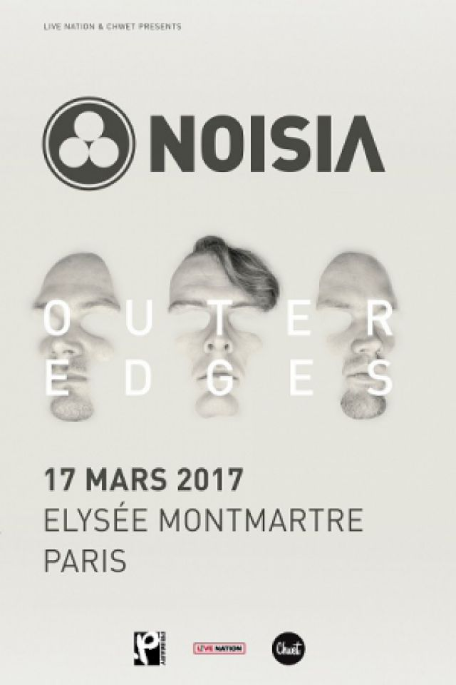 Concert NOISIA PRESENTS « OUTER EDGES » à PARIS @ ELYSEE MONTMARTRE - Billets & Places