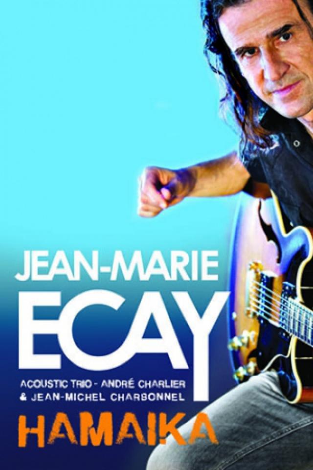 JEAN-MARIE ECAY présente « HAMAIKA »  @ Le Baiser Salé Jazz Club - PARIS
