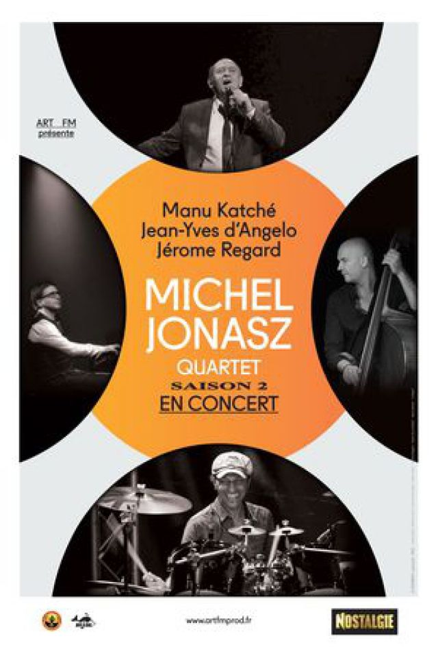 MICHEL JONASZ @ Le Liberté - RENNES