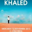 Concert KHALED à Paris @ L'Olympia - Billets & Places