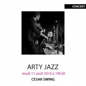 Festival ARTY JAZZ - CESAR SWING