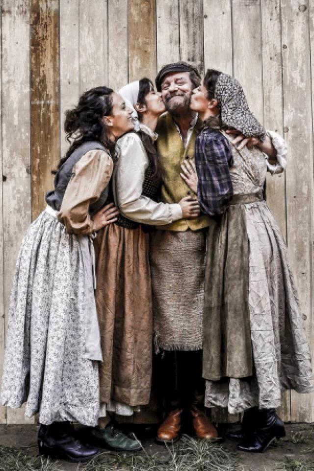 UN VIOLON SUR LE TOIT @ Le Colisée - Théâtre de Roubaix - ROUBAIX