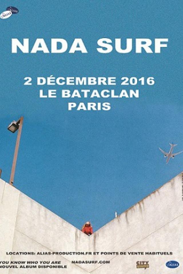 NADA SURF @ LE BATACLAN - PARIS