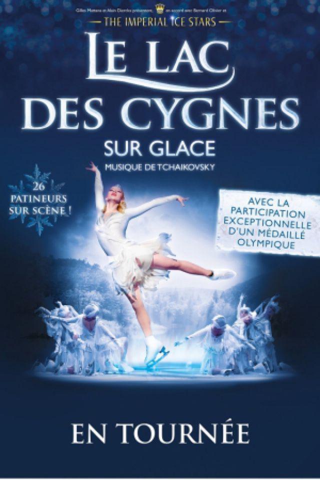LE LAC DES CYGNES SUR GLACE @ Zénith de Toulouse - Toulouse