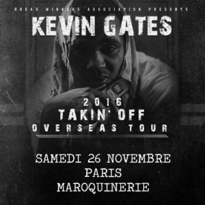 Concert KEVIN GATES