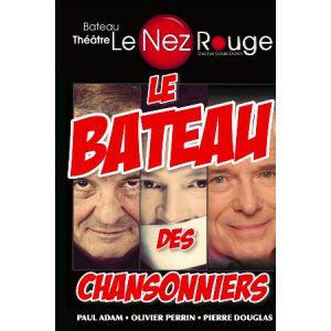 LE BATEAU DES CHANSONNIERS @ LE NEZ ROUGE - PARIS