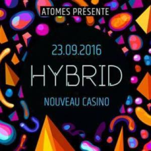Soir�e  Hybrid by Atomes