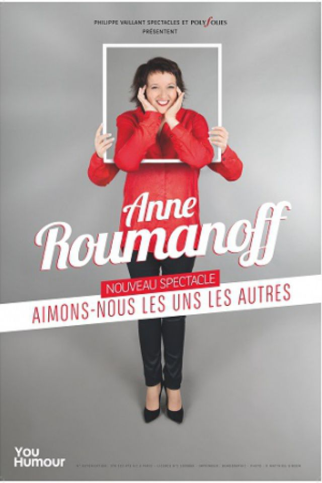 ANNE ROUMANOFF @ Atlantia - La Baule