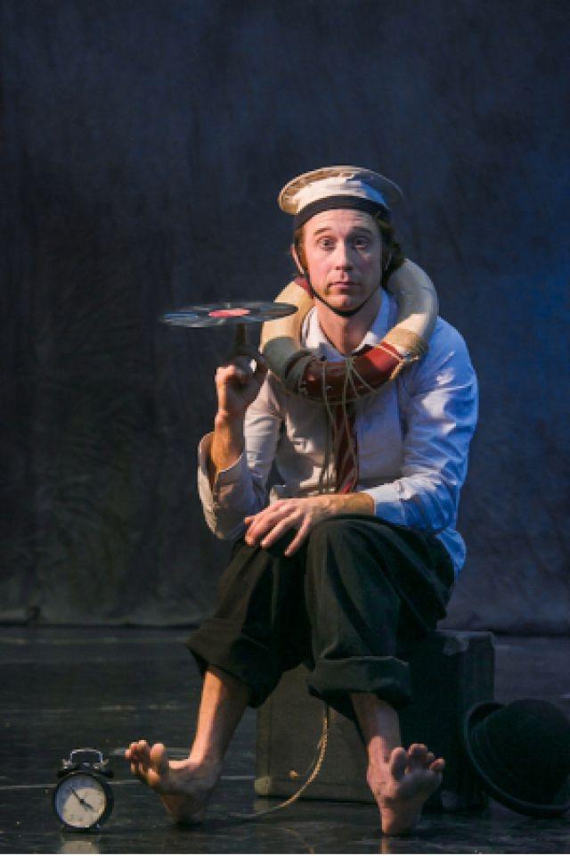 MOBY MICK @ Théâtre-Sénart, Scène Nationale - LIEUSAINT