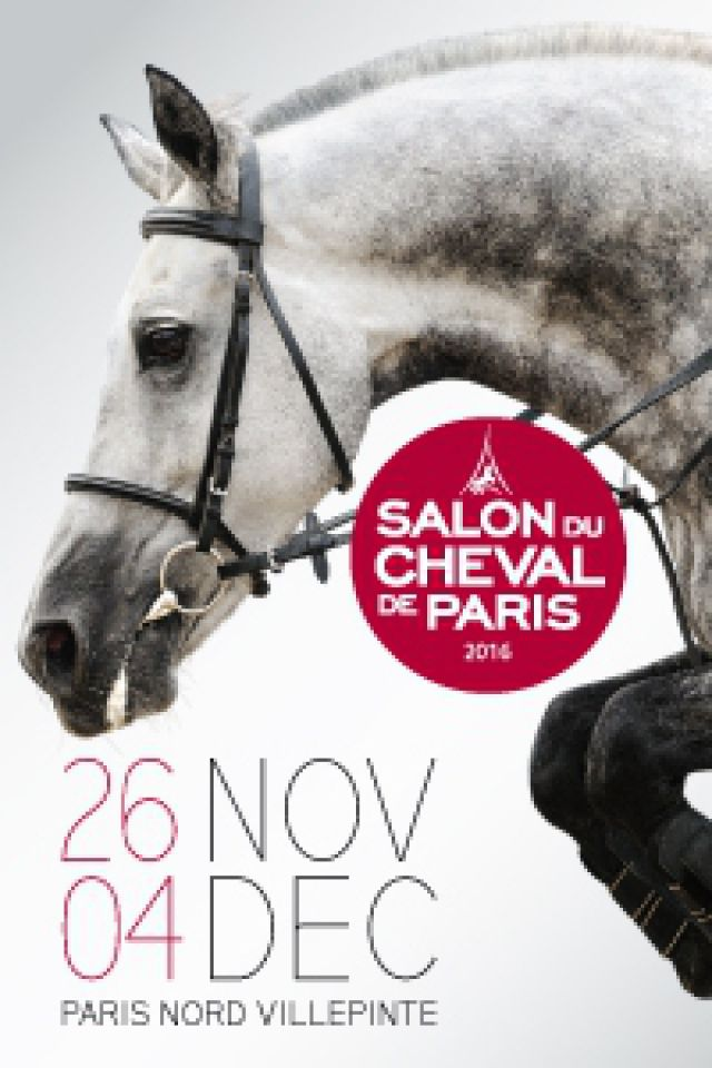 Salon du Cheval de Paris @ Parc des Expositions Paris Nord Villepinte - VILLEPINTE