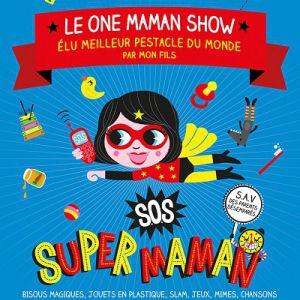 SOS Super Maman @ Théâtre des Grands Enfants - Grand Théâtre - CUGNAUX