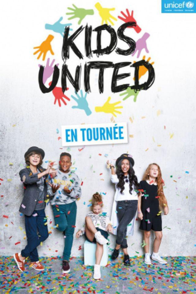 KIDS UNITED @ Antarès - Le Mans