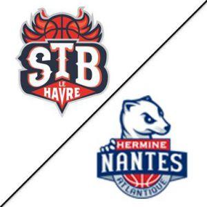 STB LE HAVRE / NANTES @ Docks Oceane - LE HAVRE