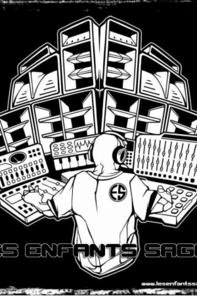 3672*techno invite ES Production avec Somatic Responses live @ Glazart - PARIS 19