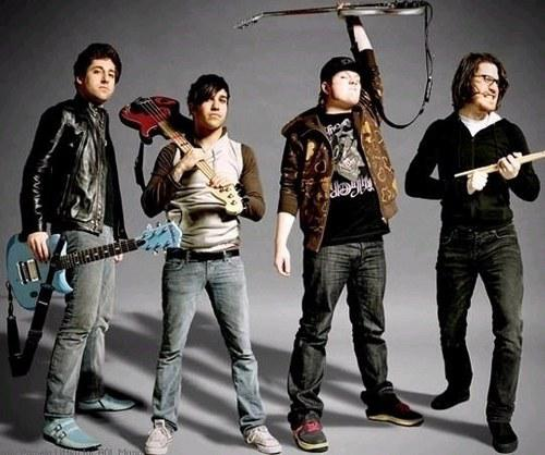 FALL OUT BOY : billet et place de concert