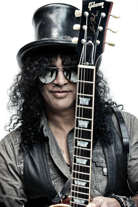 SLASH : billet et place de concert
