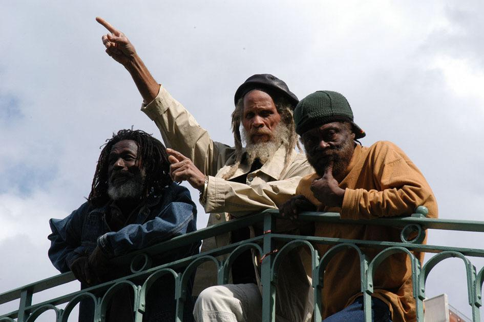 THE CONGOS : billet et place de concert