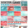 Festival WINTER CAMP 2012 : programmation, billet, place, pass, infos