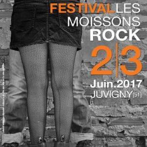 Concert MOISSONS ROCK 2017