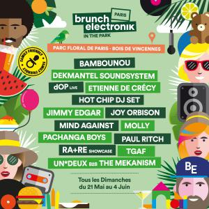 Concert BRUNCH ELECTRONIK PARIS