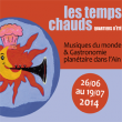 FESTIVAL LES TEMPS CHAUDS