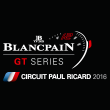 BLANCPAIN GT SERIES ENDURANCE 1 000 KM 2016