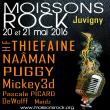 Festival MOISSONS ROCK 2016 : programmation, billet, place, pass, infos