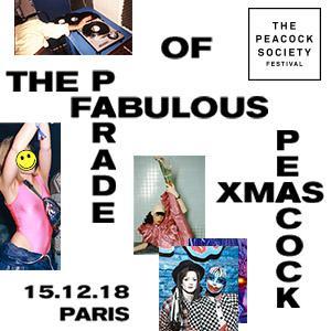 Festival THE PEACOCK SOCIETY FESTIVAL 2017