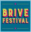 BRIVE FESTIVAL 2017 - BILLETS JOURS