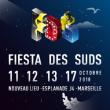 Concert FIESTA DES SUDS 2016